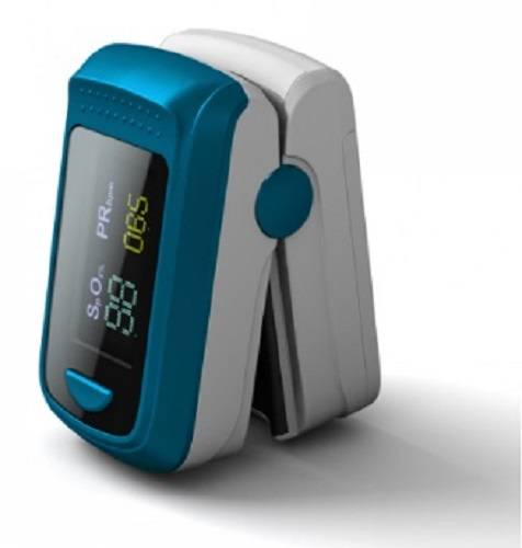 Bluetooth OLED Digital Finger Oximeter HR50