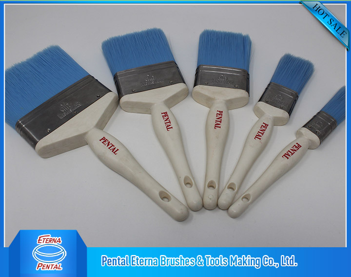Natural Wood Handle Paint Brush