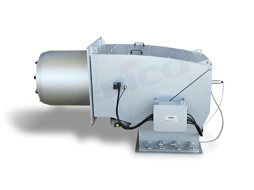 EP-Q/NQ series Hot-air Burner Special for Thermal Oil Furnace