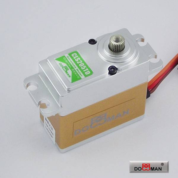CLS205TD Titanium Gear FMC HV Coreless 20kg Digital Servo