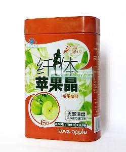 Apple slim tea