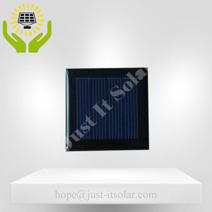 2V 100mA 0.2W Epoxy Resin Mini Solar Panel