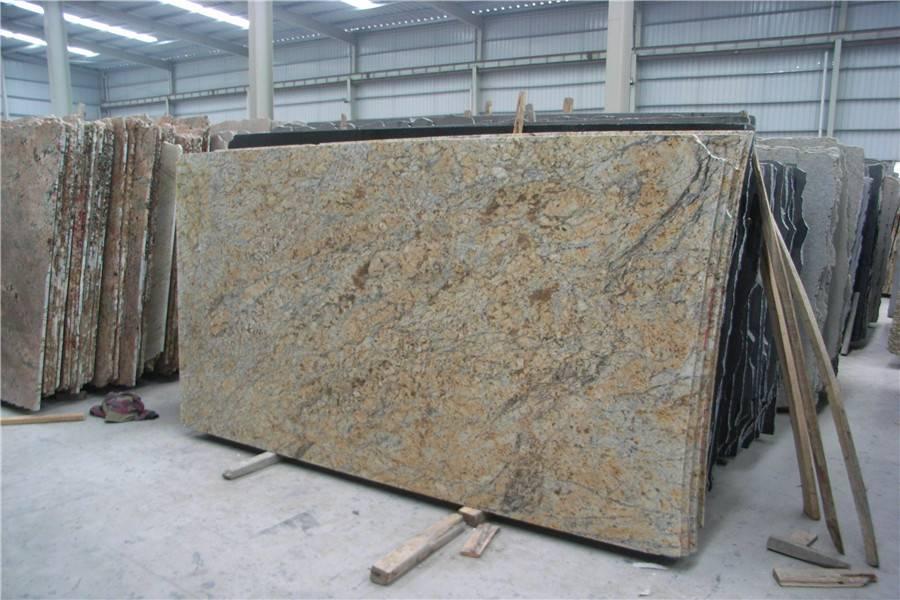 Golden River granite slab&tile