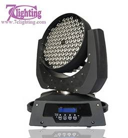 108x3W Wash Moving Head