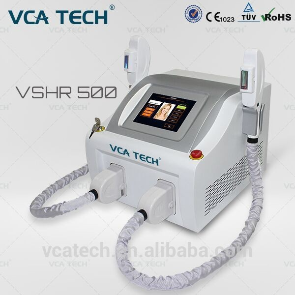 2017 New VCA Tech opt ipl shr hair removal machine for sale/skin rejuvenation