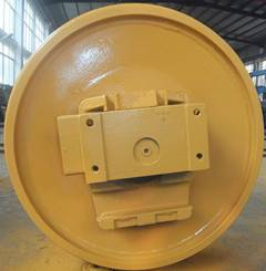 John Deere 850C idler for bulldozer undercarriage