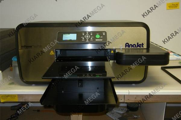 Anajet MP10 DTG Printer