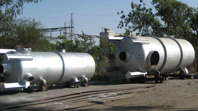 Storage pressure vessel