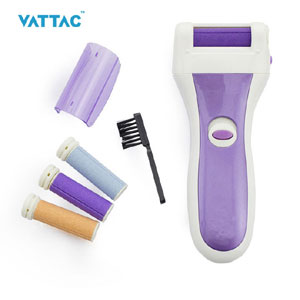 Dry Battery Foot Callus Remover VM-803