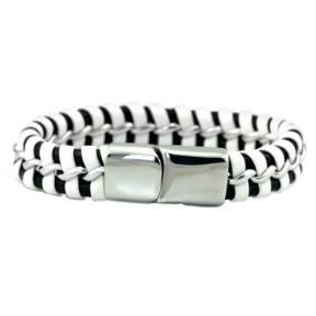 European Style Fashion Wild Long Leather Bracelet