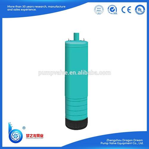 WQX series upper outlet under suction sewage disposal pump