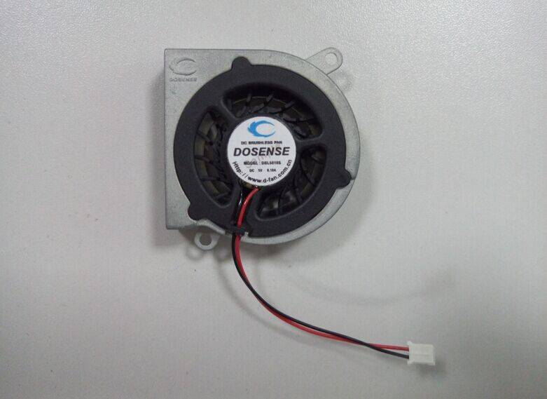 50x50x10mm 5010 5v 12v dc brushless centrifugal blower