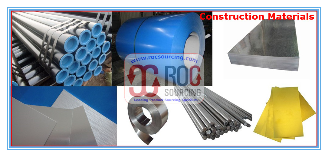 Steel sheet Steel coil Roof Sheet Steel Bar Steel Plate Angle Bar Brass Sheet Aluminium Pipe