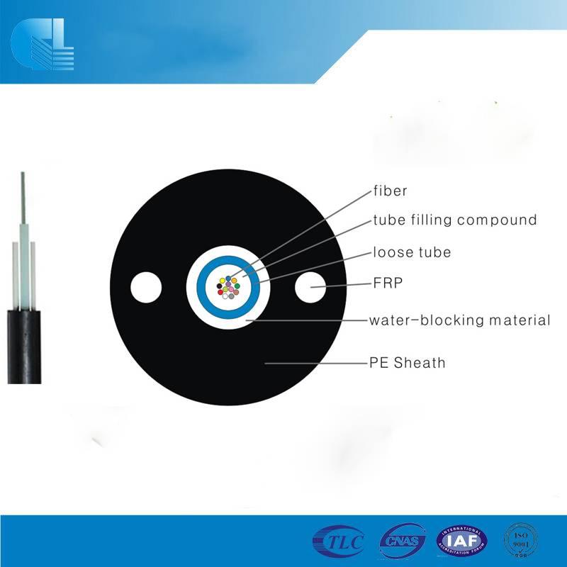 Uni tube Non-metallic Non-armored Cable