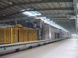 NEW gypsum board production line