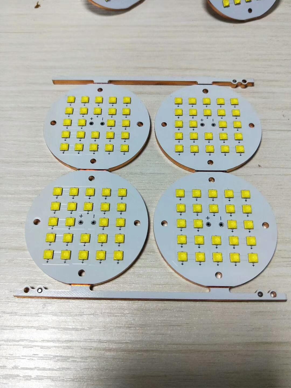 LED Aluminum PCB Printed Circuit Board Customized Circuit Electronic Circuit