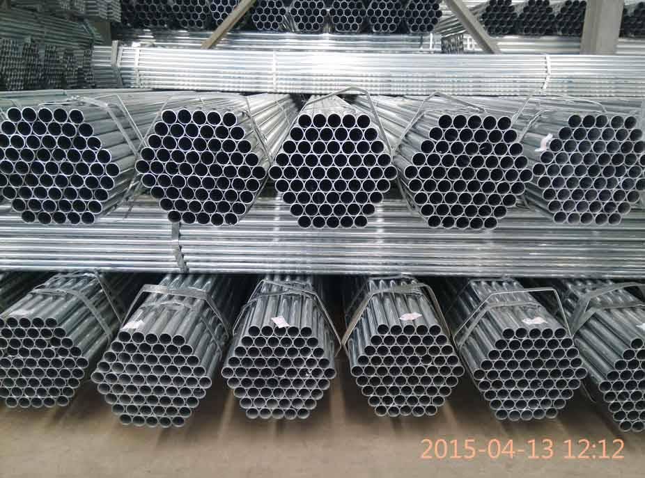galvanized steel pipe 4 inch in China Dongpengboda