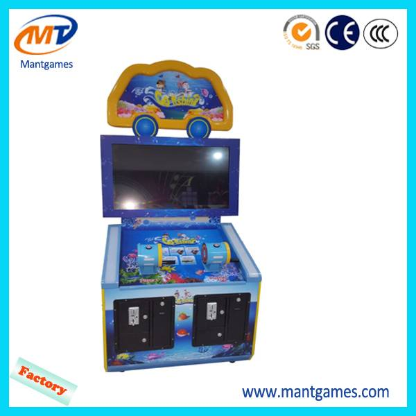 amusement park equipment go fishing game machine hot sale in Vietnam