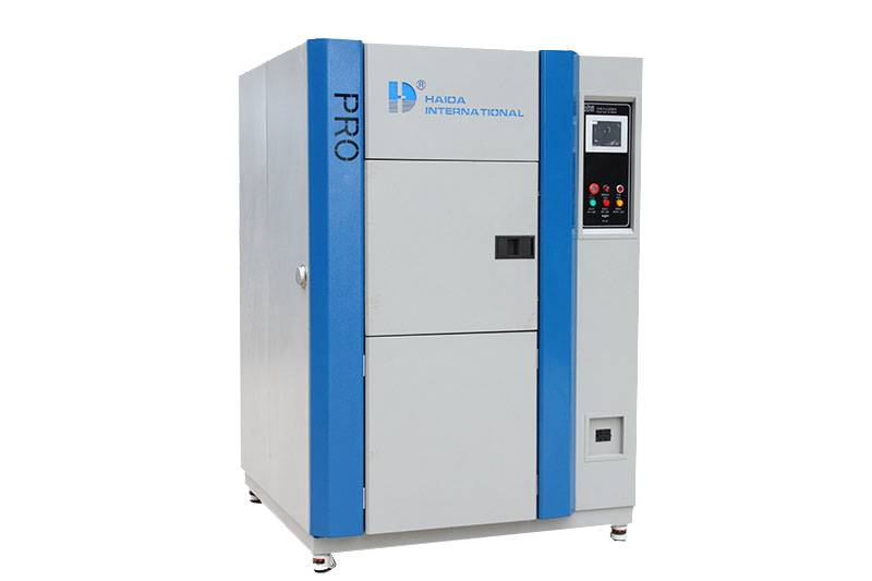 Thermal shock test chamber / testing equipment