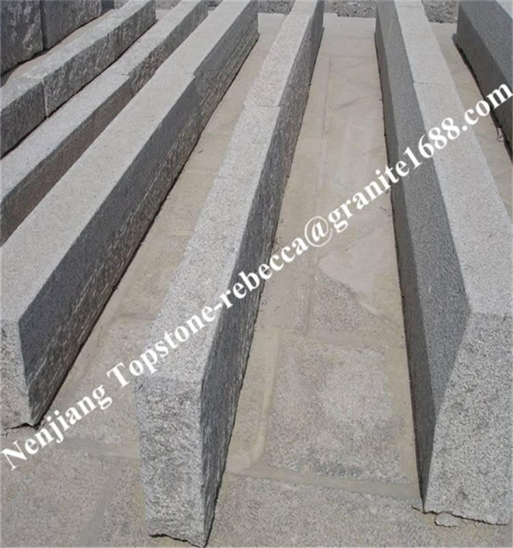 Granite kerbstone, curbestone