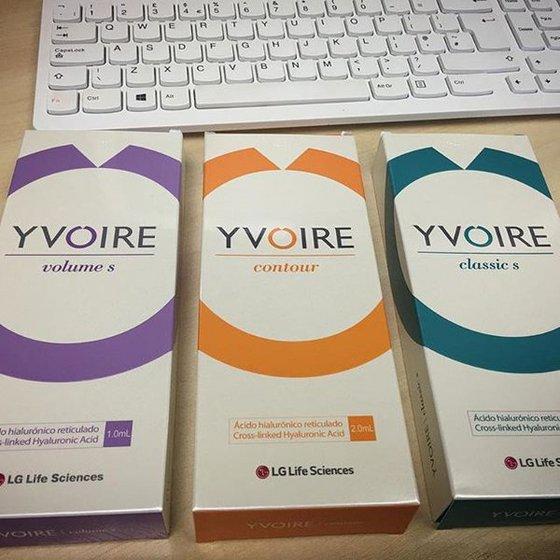 Yvoire Classic, Cytocare 502, Cellucare, Hyalgan, Aquamid, Euflexxa, Supartz & Other Dermal Fillers