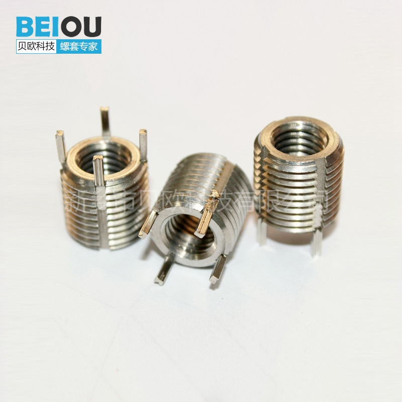 Heavy Weight M4-M22 Keenserts for manufacture