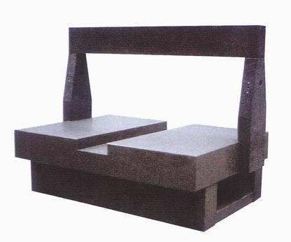 Granite parts of machine tools7