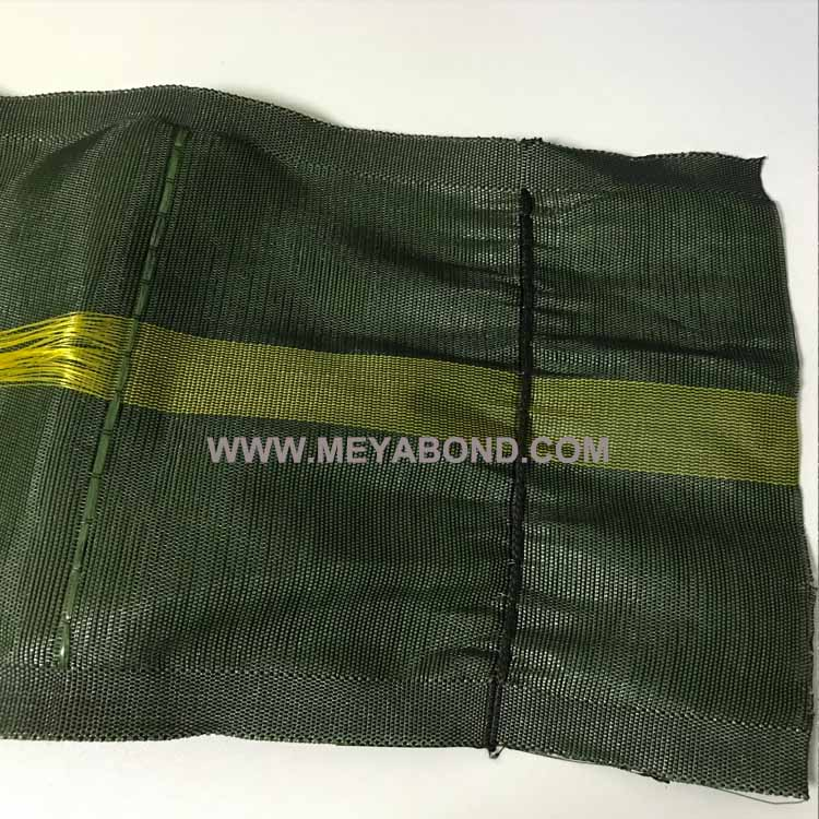 100% new virgin woven silobag gravel bags for silage cover
