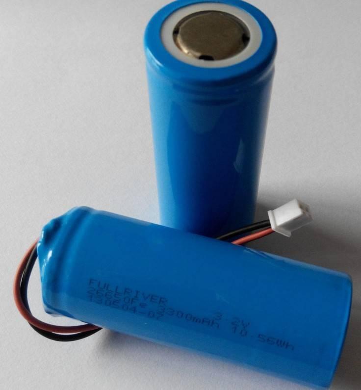 26650 Cylindrical Li Battery