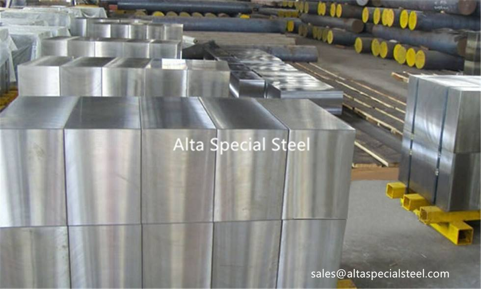 DIN 1.2787 tool steel