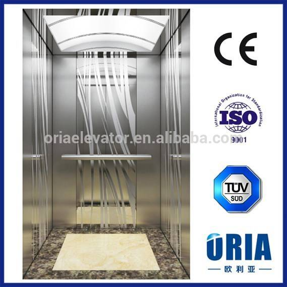 ORIA safe passenger elevator and lift with cheap price