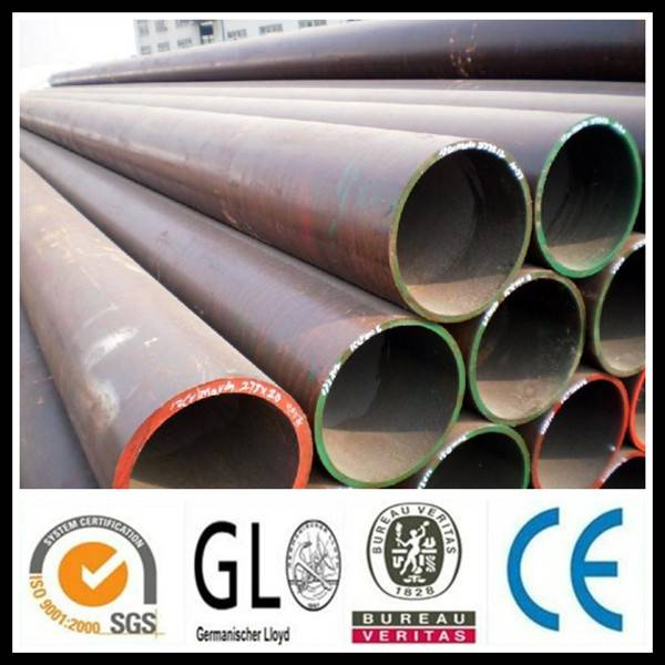 In stock factory price Astm A335 P5 material alloy pipe