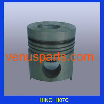 hino used diesel engines piston H07C