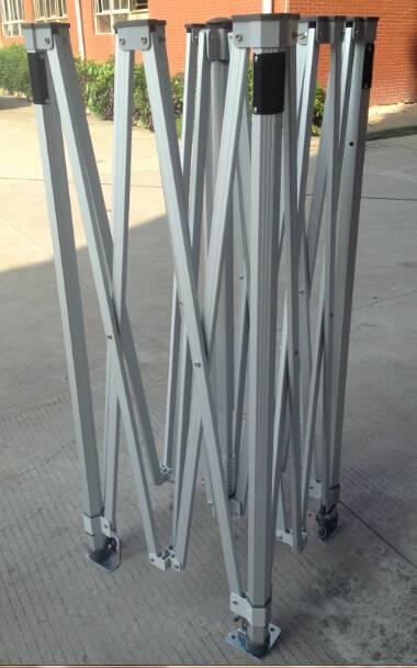 50 Hex.Aluminum tent,aluminum frame