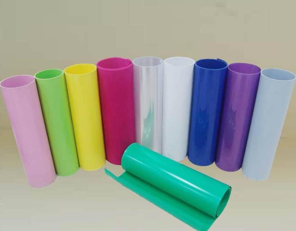plastic PVC sheet roll ,silver PVC sheet, packing use