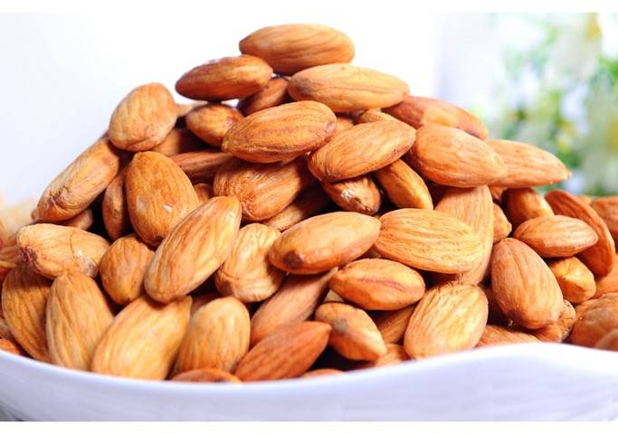 Factory supply good quality Chinese almond badam kernel