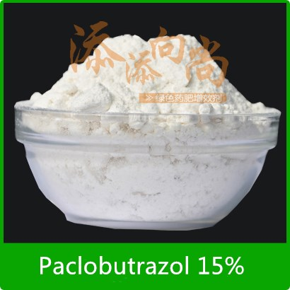 Plant growth regulator Paclobutrazol 15%TC