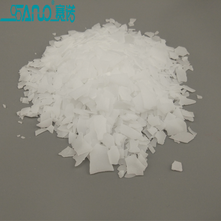 Good light and chemical resistance white Flake Polyethylene Wax for ink