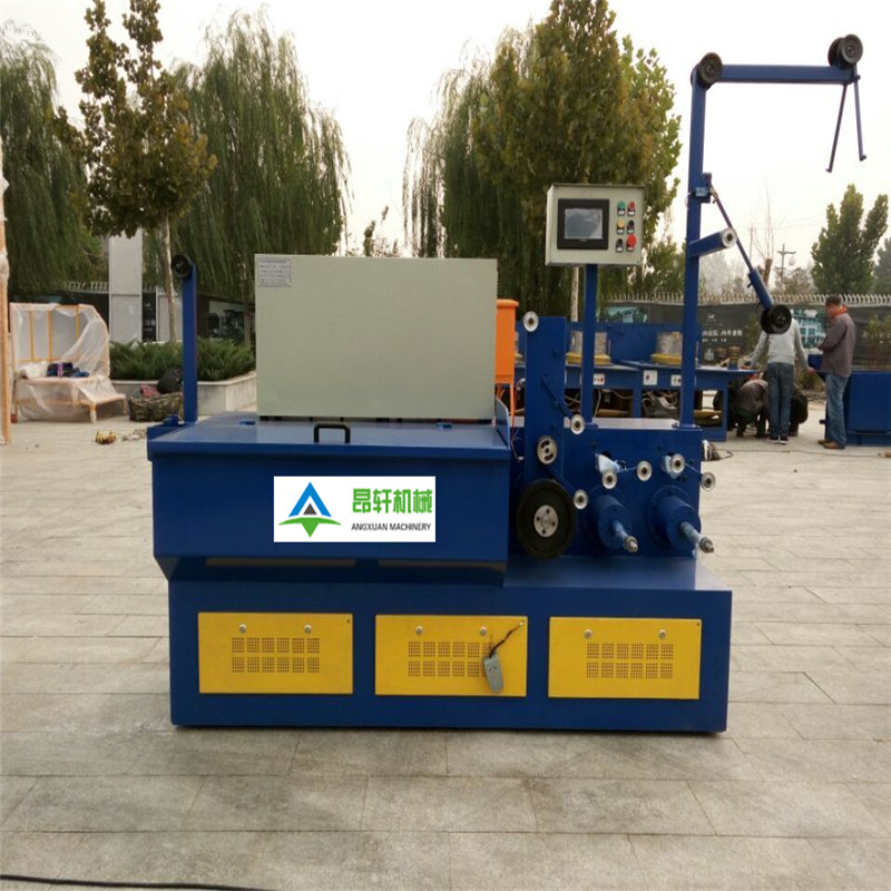 Wet Type Special Stainless Steel Wire Drawing Machine For Clean ball