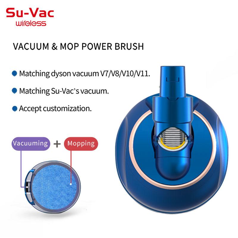 Dyson V7 V8 V10 V11 Vacuum Cleaner Brush of Electric Motorized Dry and Wet Floor Mop Heand Brussh