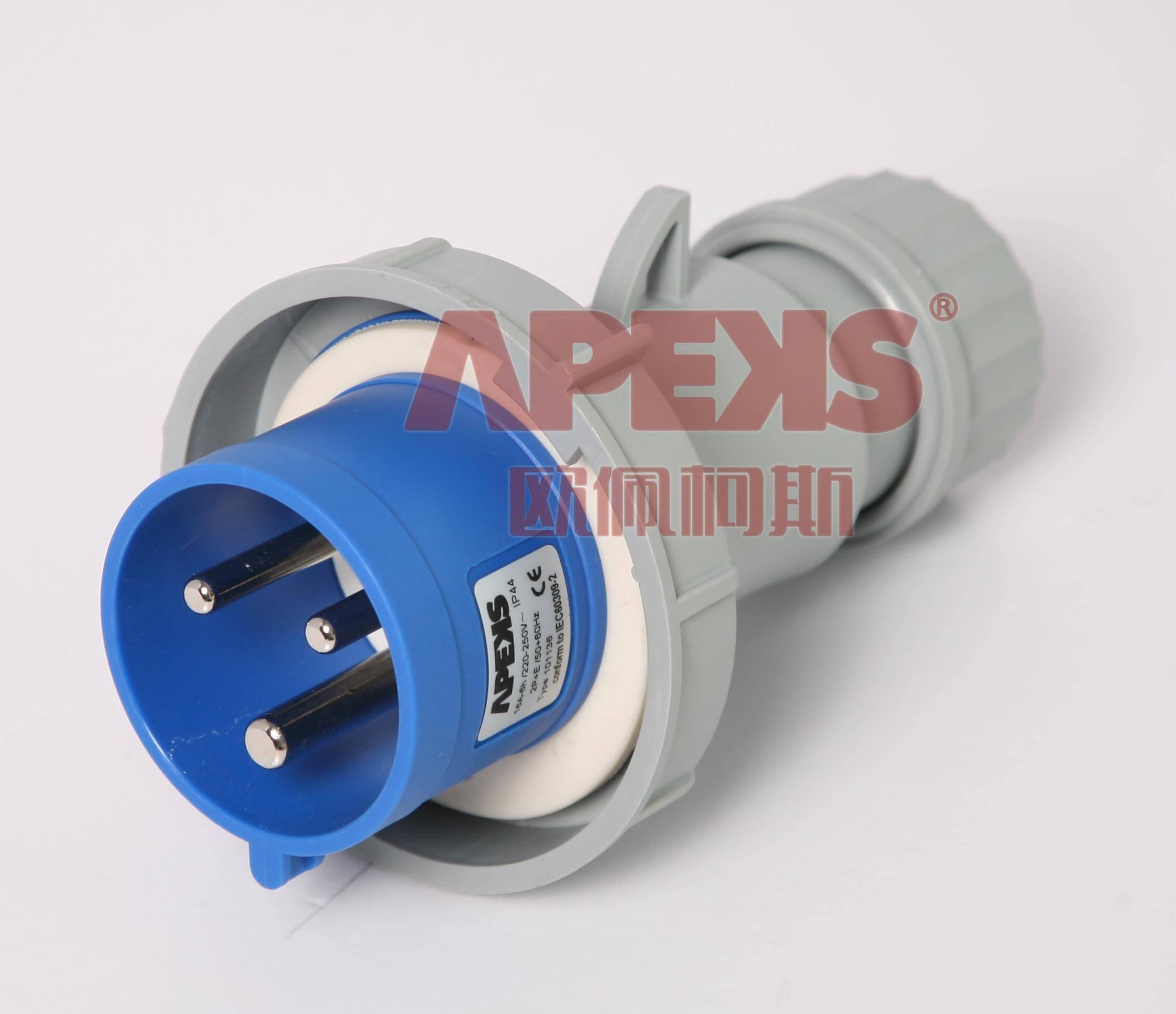 IP67 CEE Plug (63A/125A)