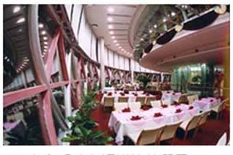 Rotatory Restaurant Equipment