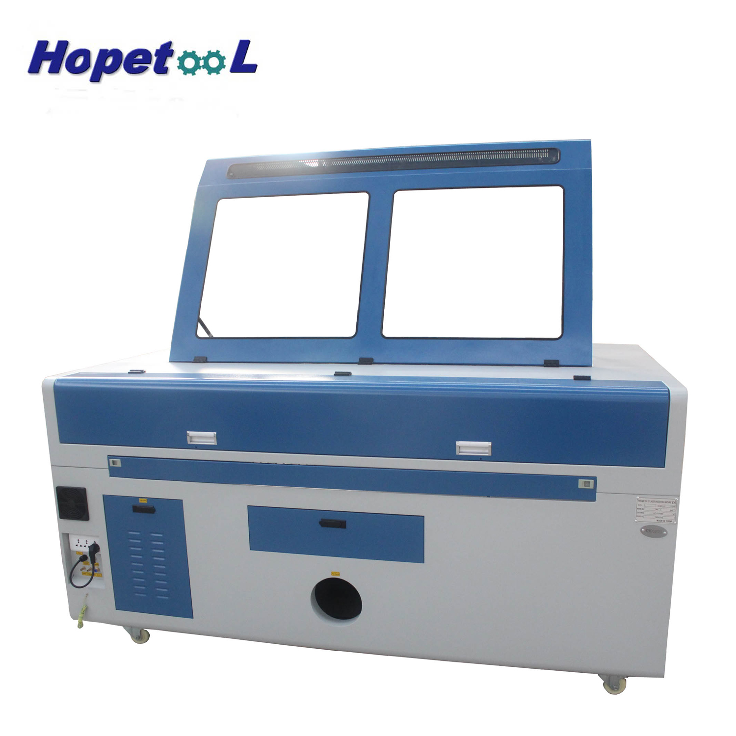 3 axis laser cutting 1610 with up-down table precision laser engraving machine