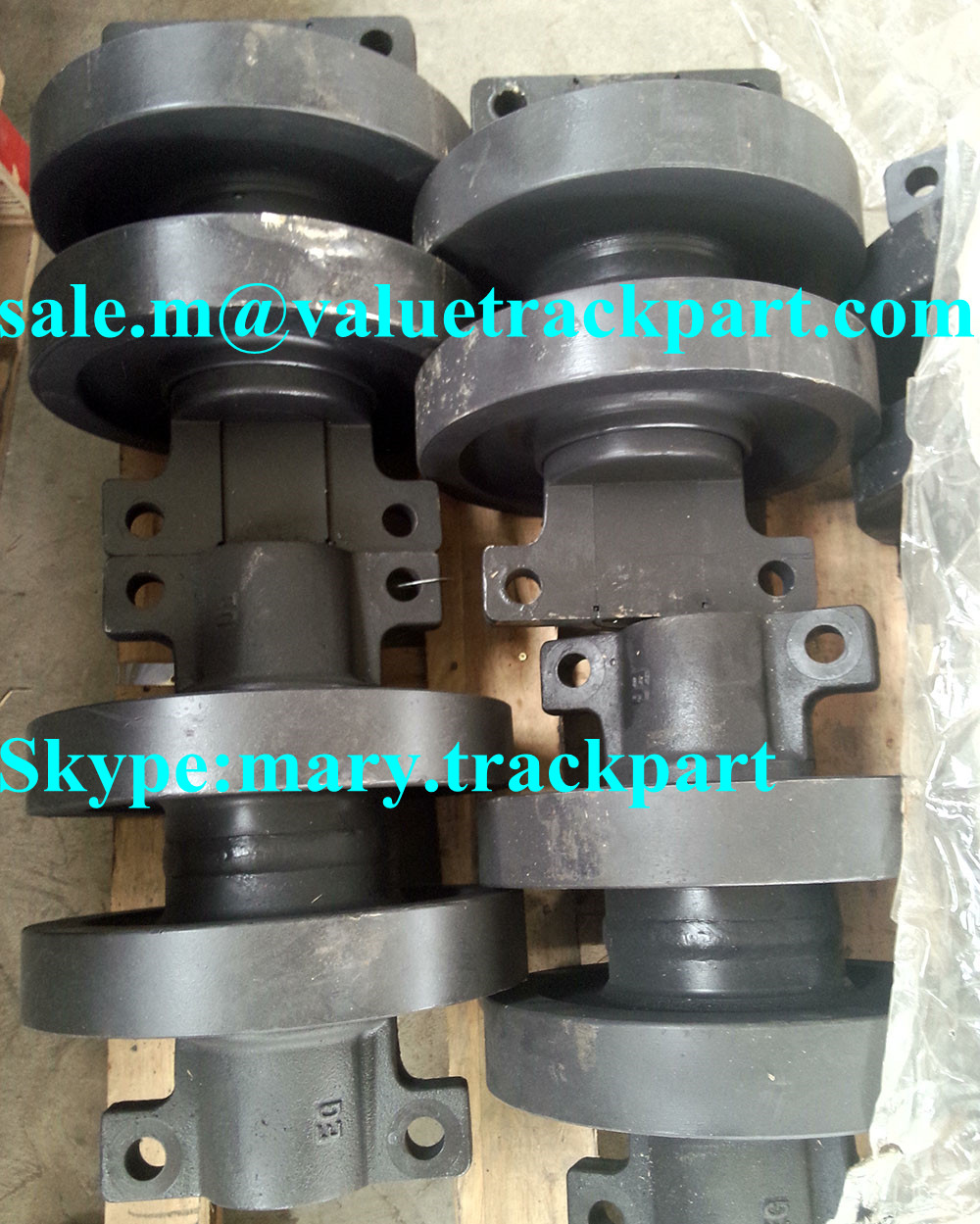 Top Quality IHI CCH500 Crawler Crane Carrier Roller
