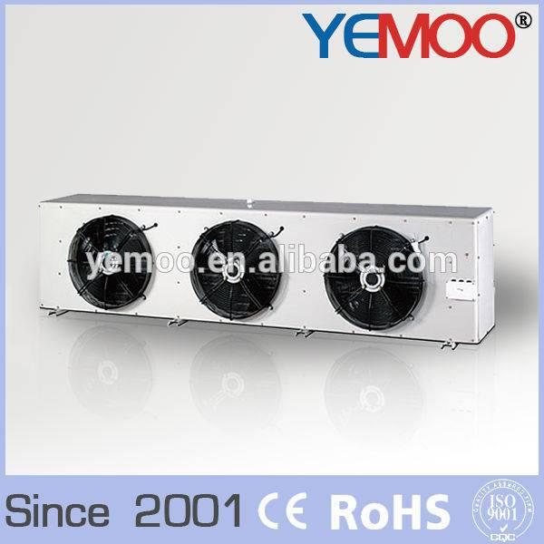 DD series low power evaporator three motors evaporative air cooler for cold room storage