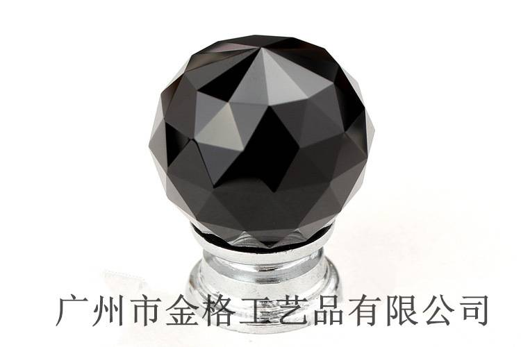 Crystal knob for drawer,Armoire