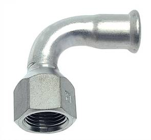 STS EQ JOINT WE Water-type elbow