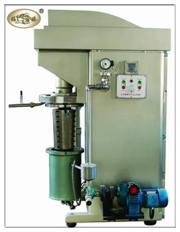 Vertical Bead Mill for Wet Grinding