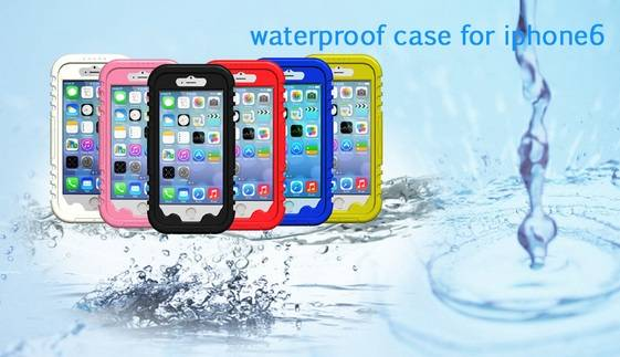 Waterproof Case for Iphone 6 Plus Factory Price