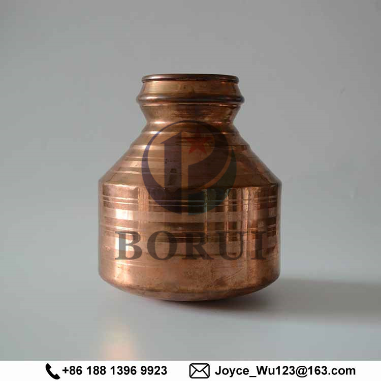 BORUI OEM precision copper bottle making factory hydrafacial machines product